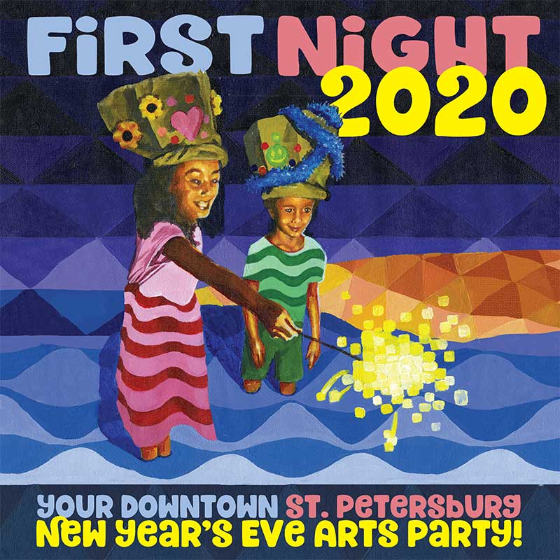 First Night 2020 VIP Package