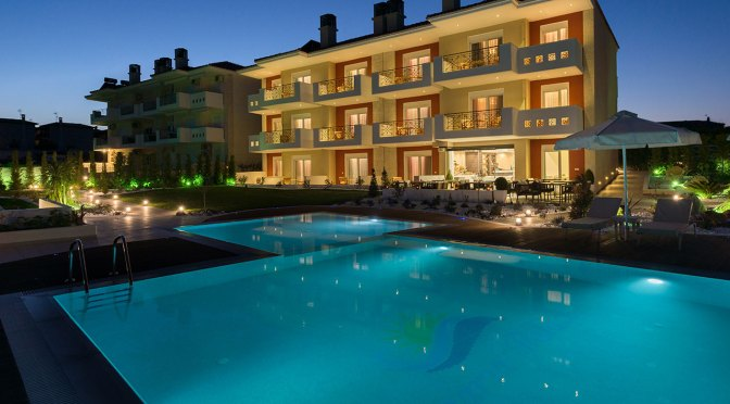LAGARIA PALACE, A BOUTIQUE 4-KEYS PANSION, AFYTOS, CHALKIDIKI