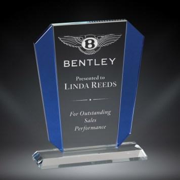 Crosby Optic Crystal Award
