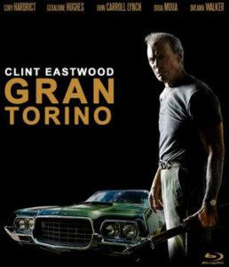 Gran Torino movie DVD cover