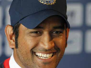 Mahendra Dhoni has lost hair - and greyed in a matter of a few years. The stress has taken its toll. Has he lost the plot?  |  Image courtesy - firstpost.com  |  Click for source image.