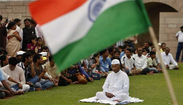 Why Anna Hazare should enter electoral politics, not be an outsider