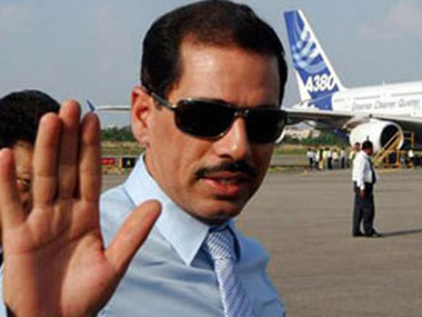No applause please: Vadra has proven to be an astute investor in realty. PTI