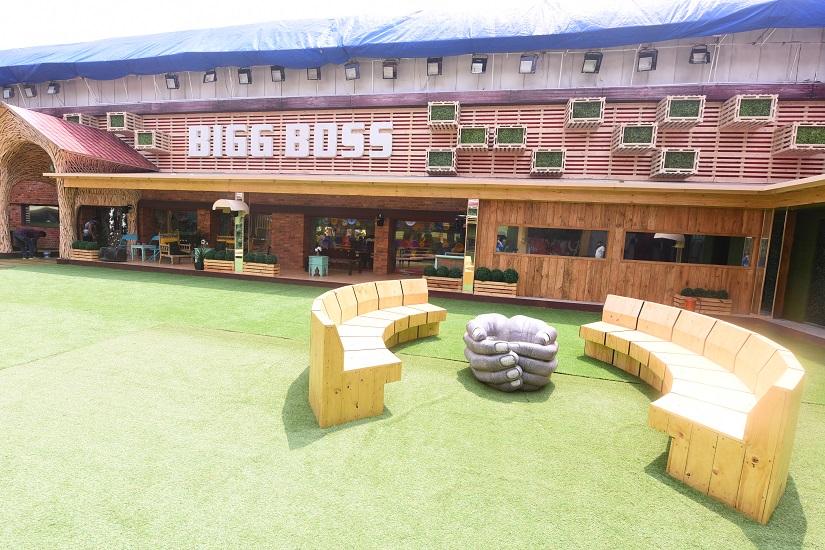 Exteriors Bigg Boss 11 House - Dining Room