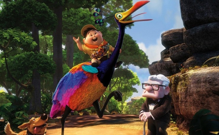 This adorable Pixar movie is sure to move you, especially on Children's Day. Image from Twitter/@Rdm_Board