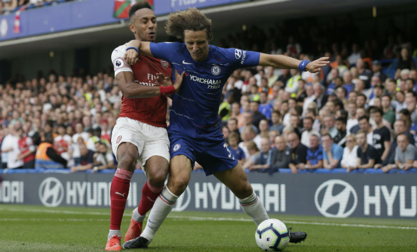 Chelsea managed to eke out a narrow 3-2 win over Arsenal on Saturday. AP