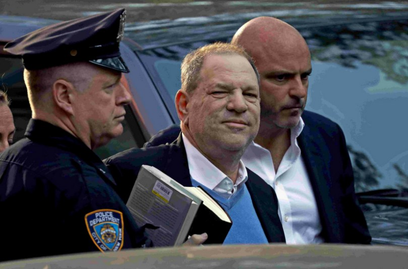 Two sexual misconduct lawsuits against Harvey Weinstein settled for $19 million, state NY attorneys 2