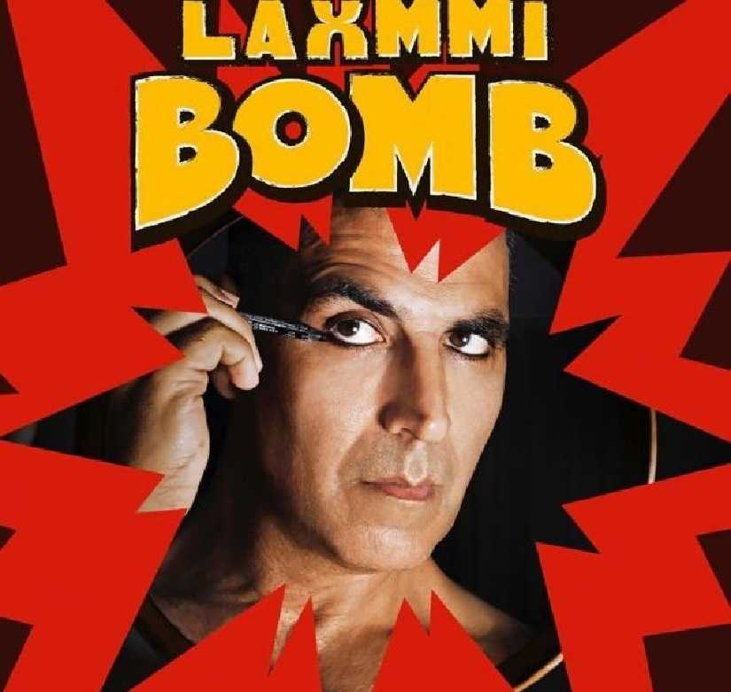 Akshay Kumar is glad Laxmmi Bomb is getting a digital release on DisneyHotstar but says hes sad for theatres