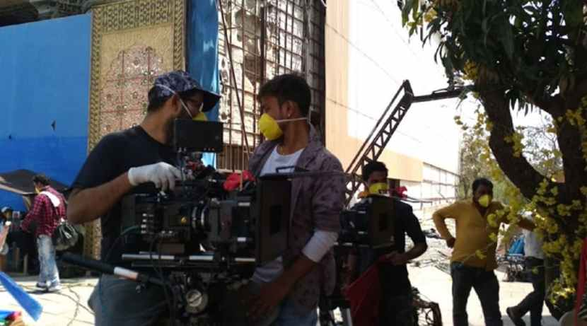 Coronavirus Outbreak: TV shows resume shooting in Mumbai's Film City, Naigaon with limited crew, shifts, safety guidelines 1