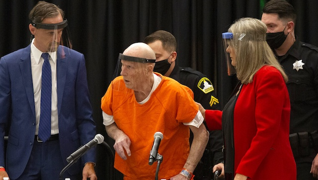 Golden State Killer 74yearold former US police officer pleads guilty to murder of 13 people admits to dozens of rapes