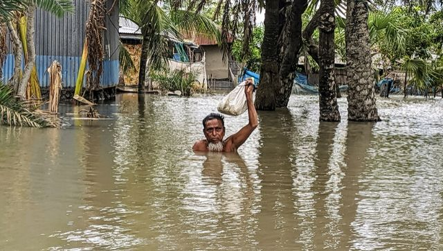 Submerged homes, flooded fields, derailed lives: The aftermath of Cyclone Amphan in Bangladesh, in photos 8