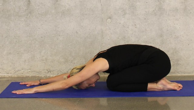 Five yoga asanas that can help you get rid of stress improve quality of sleep