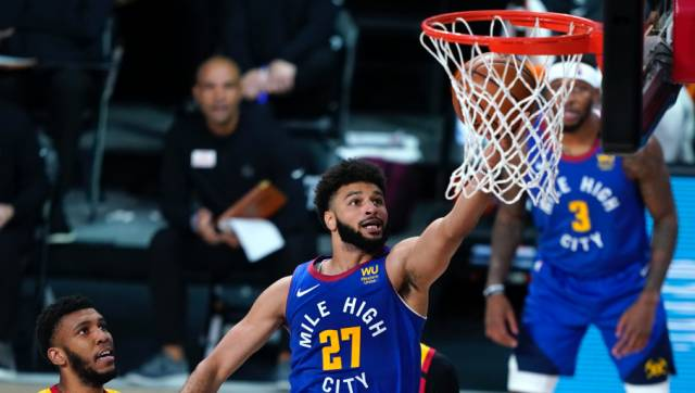 NBA Jamal Murray scores 50 points Denver Nuggets force Game 7 with Utah Jazz Los Angeles Clippers eliminate Dallas Mavericks