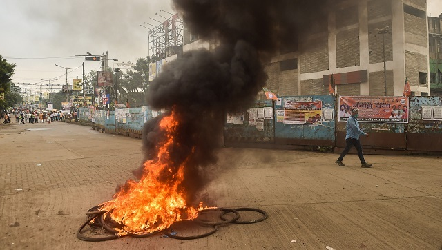 Bengal BJP workers clash with police during march to Nabanna party condemns barbaric treatment of cadre