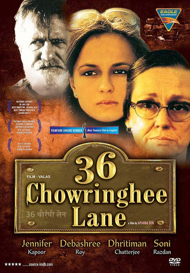 Indian films that sparked the critic in me Aparna Sens 36 Chowringhee Lane is the ultimate portrait of rejection in old age
