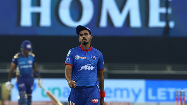 Shreyas Iyer captain of Delhi Capitals during the final of IPL 2020. Sportzpics