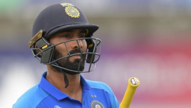 Dinesh Karthik last played for India at the 2019 World Cup. AFP