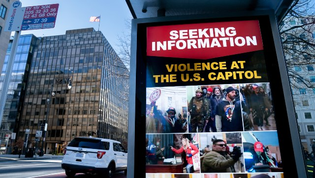 US Capitol breach Online fundraisers frenzied calls for revolution fueled 6 January violence
