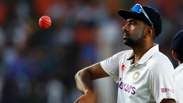 Ravichandran Ashwin dismissed Jofra Archer on Day 2 of Ahmedabad Test to reach the 400-wicket milestone. Image: Sportzpics for BCCI