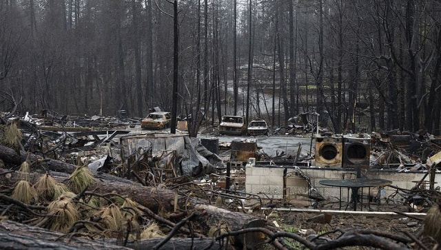 Rebuilding Paradise exhibits an idyllic towns resilience to rise from the aftermath of 2018 Camp wildfires