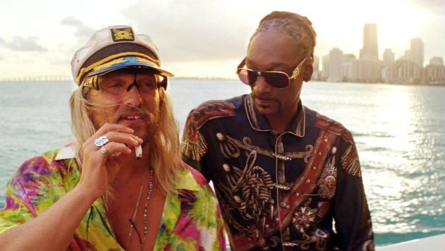 The Beach Bum starring Matthew McConaughey is an insufferable stoner comedy