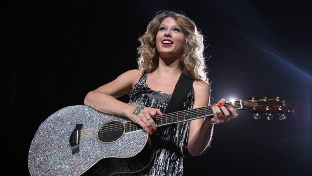 Through the remastered version of Fearless Taylor Swift takes control of her own narrative