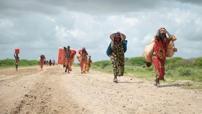 2020 में संघर्ष और प्राकृतिक आपदाओं ने दुनिया भर में 405 मिलियन लोगों को विस्थापित किया, रिपोर्ट कहती है displaced