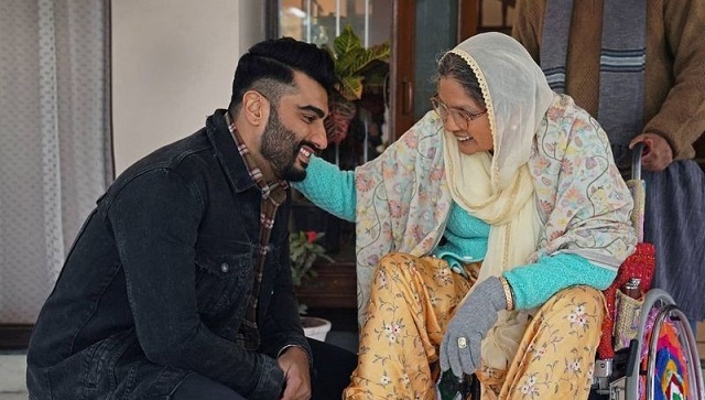 Arjun Kapoor on Sardar Ka Grandson working with Neena Gupta and why he chooses to play soft vulnerable roles