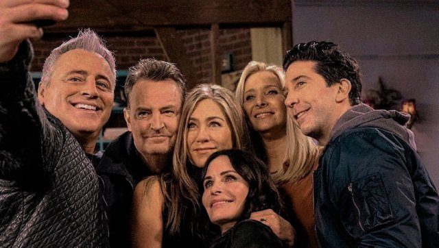 How Friends The Reunion is a superexpressway of memory lanes for fans and the sitcoms stars