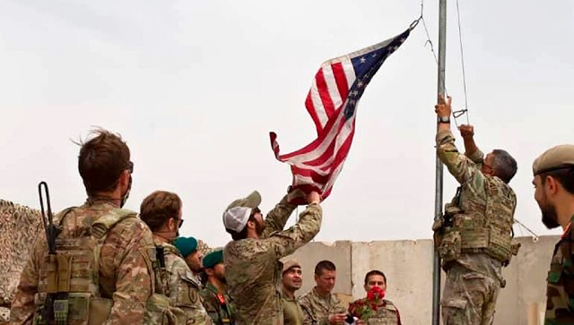 As US readies to exit Afghanistan IndiaPakistan proxy war likely to be last thing on General Bajwas mind