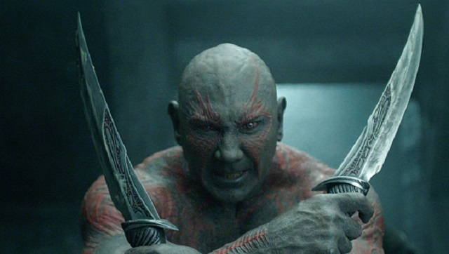 With Army of the Dead Knives Out 2 Guardians Dave Bautista makes Hollywood inroads like no other WWE superstar