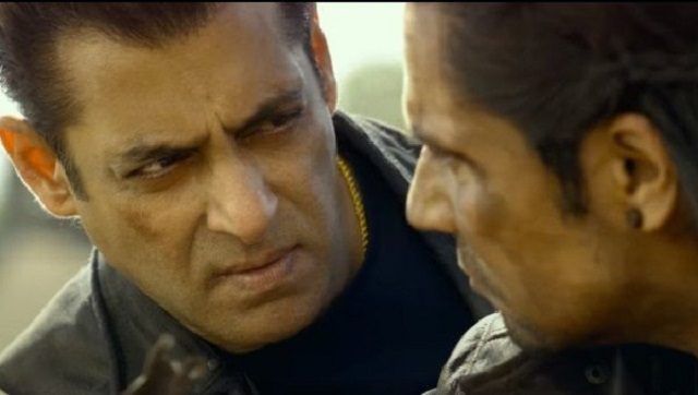 Radhe movie review A dozen Salman Khan starrers diced and tossed together in stale oil
