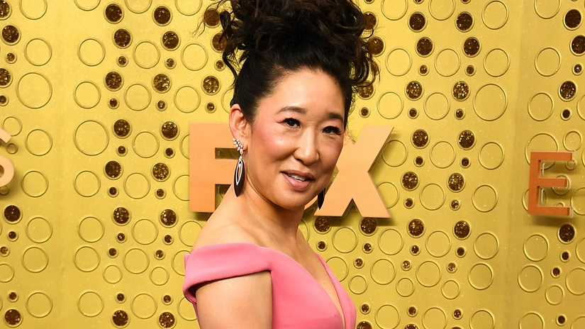 Sandra Oh says UK film and TV industry behind in terms of diversity Sometimes it would be me and 75 white people on set