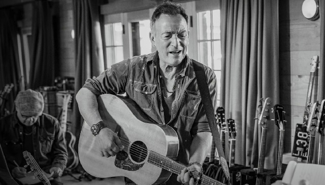 Bruce Springsteen album Letter To You turns everything we love about the artist into a seamless listening experience