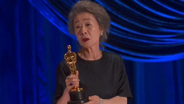 Oscars 2021 highlights Chlo Zhao Youn Yuhjung create history Regina King reacts to George Floyds death verdict