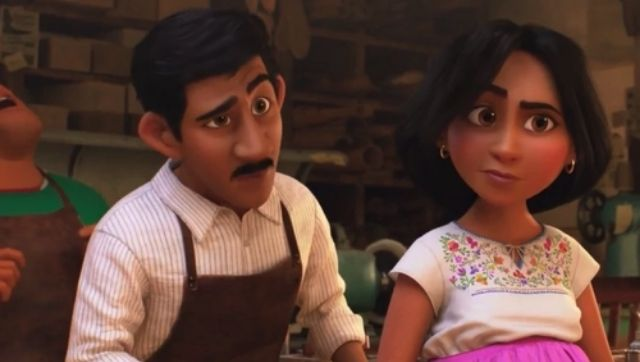 From Raya and the Last Dragon to Coco Disneys animated dads are becoming the unassuming humblehot characters