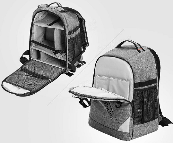Realacc FPV drone backpack design