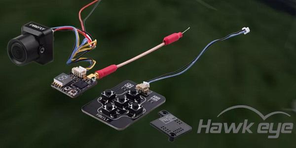 Hawkeye Firefly Fortress main parts