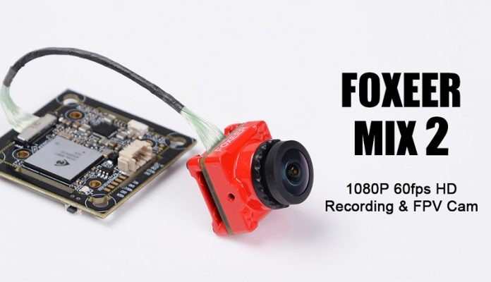 Foxeer Mix 2 FPV camera