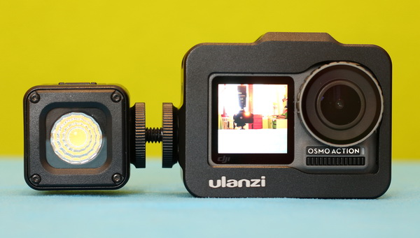 Osmo Action Accessories review: L1 Pro mount