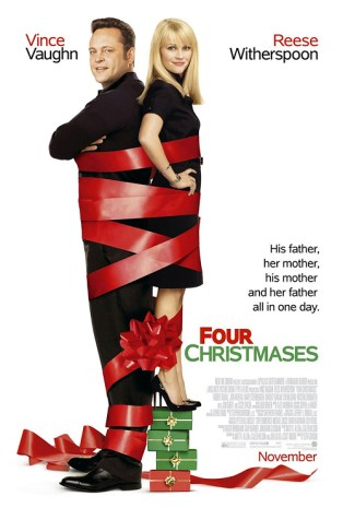 Resultado de imagen para four christmases poster