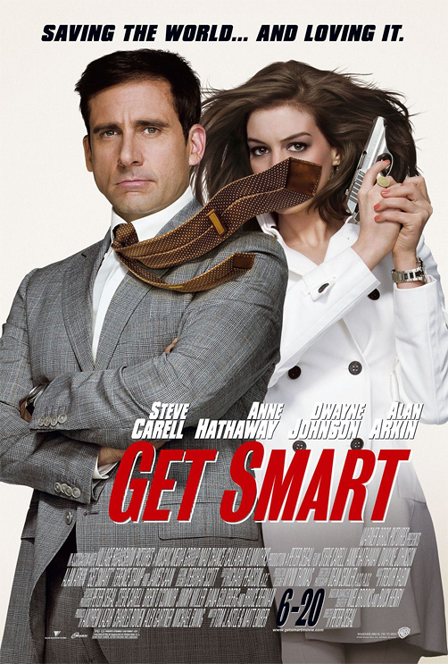 Get Smart Poster (linked to www.firstshowing.net)