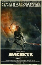 Machete poster image