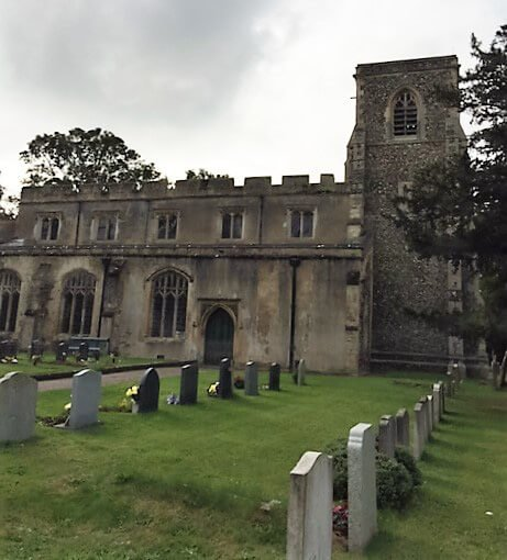 St Peters Church, Arlesey