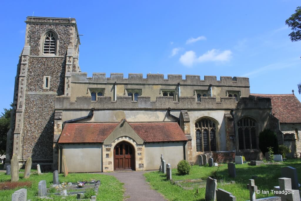 Arlesey, St Peter's Church