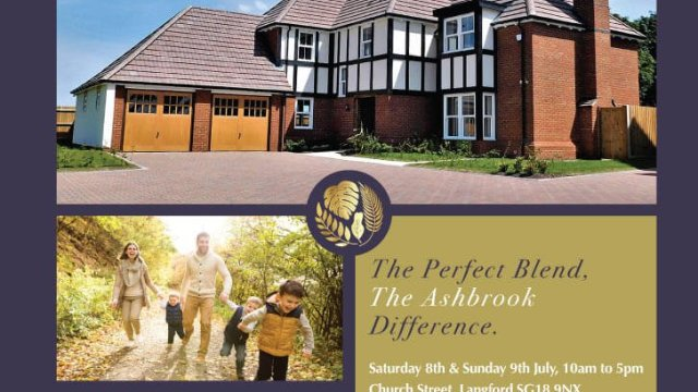 Ashbrook Advert