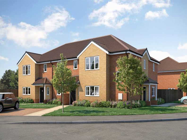 Langford Shared Ownership