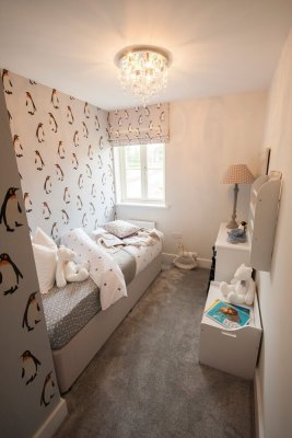 Lydgate kids room