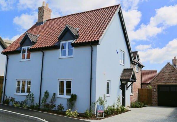 plot 38 3 bedroom cottage