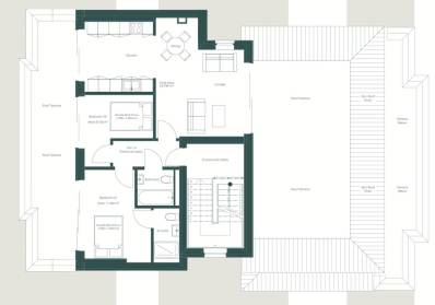 Plot 14 Linea Floorplan
